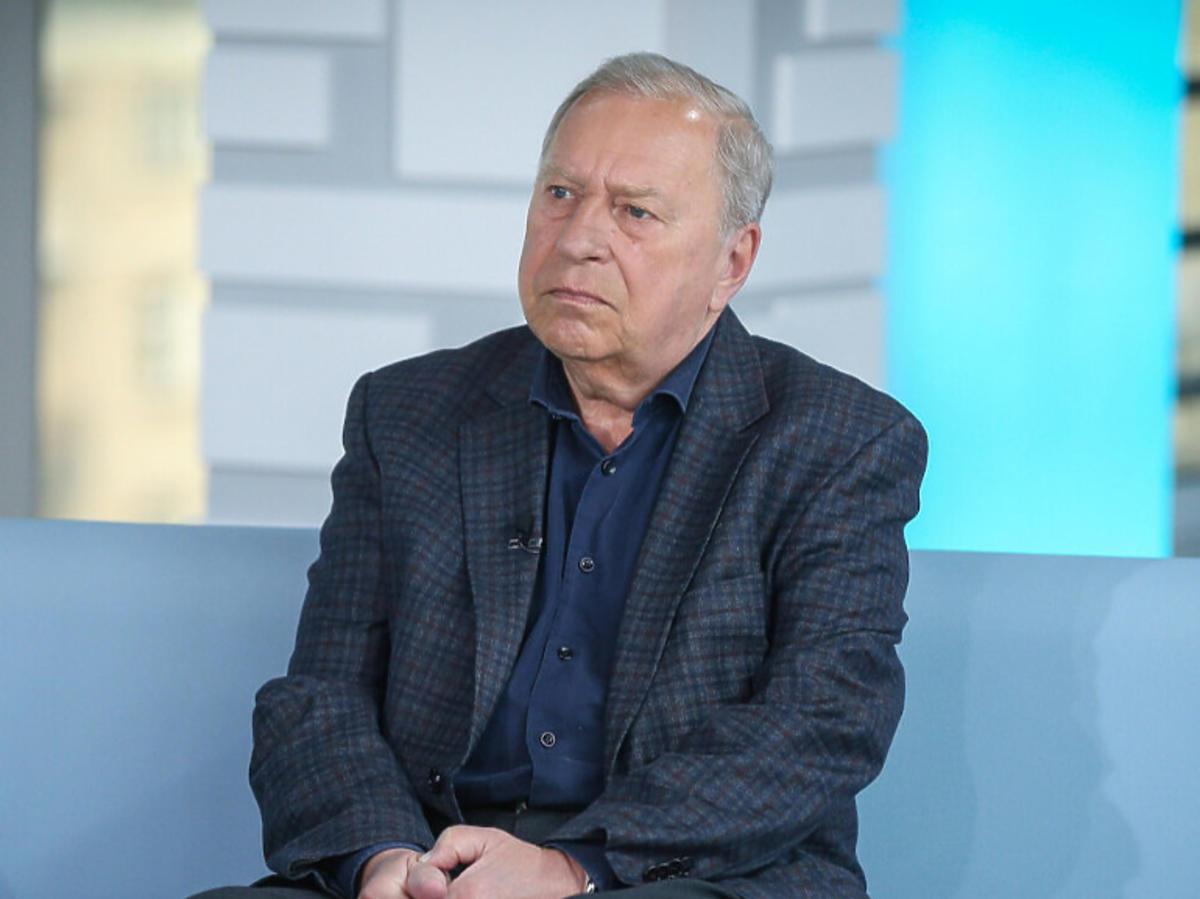 Jerzy Stuhr w programie Dzień Dobry TVN
