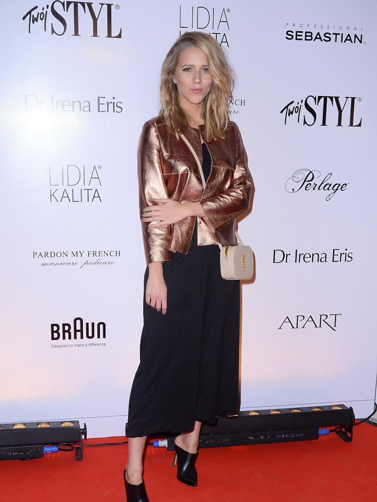 Jessica Mercedes na imprezie Doskonałość Mody Twojego Stylu