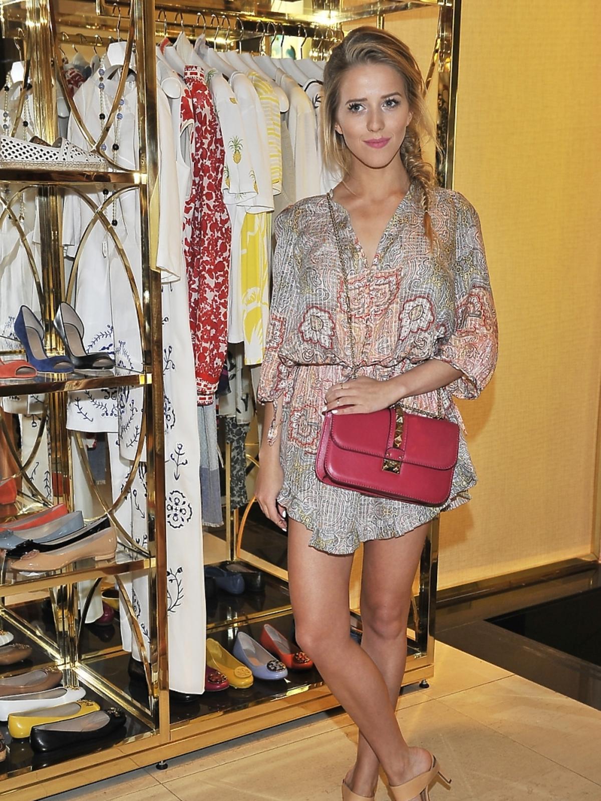 Jessica Mercedes pochwaliła się zgrabnymi nogami