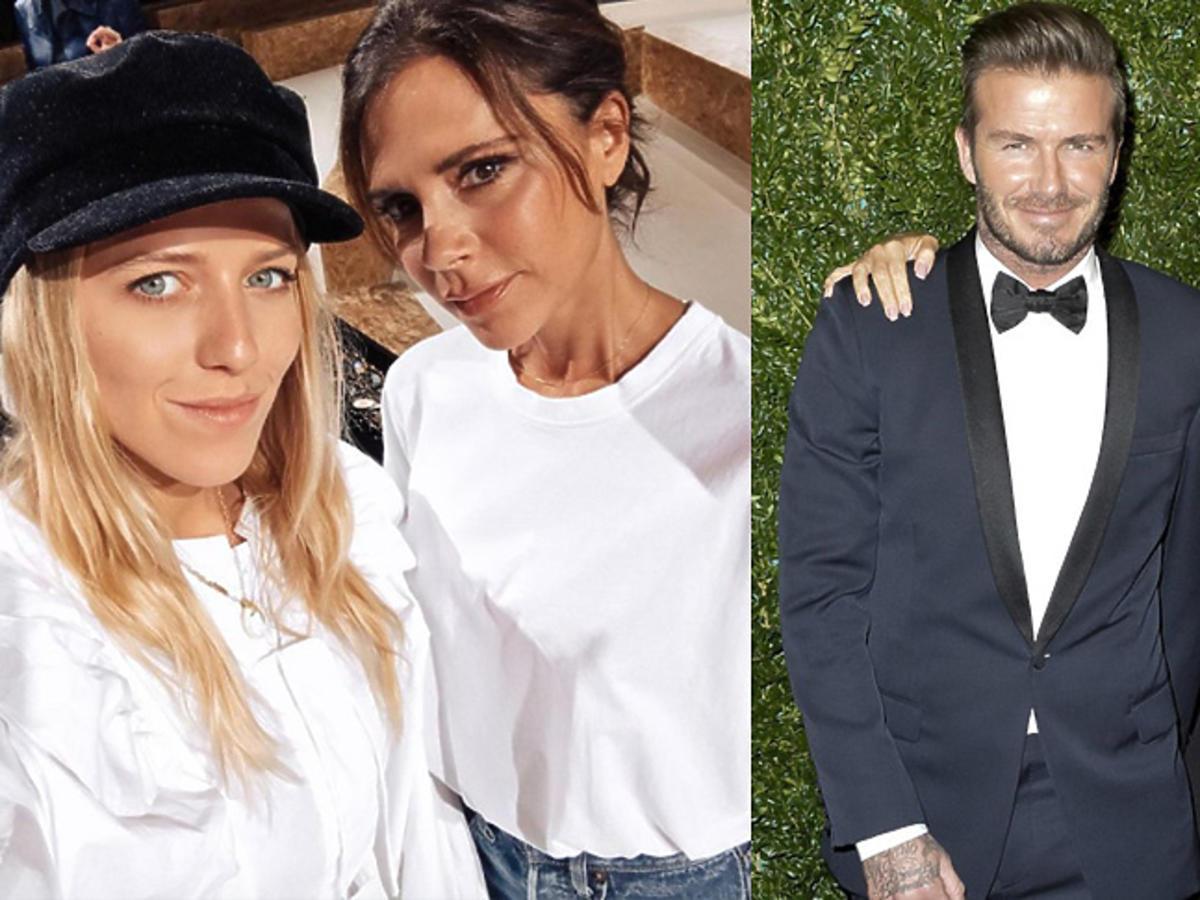 Jessica Mercedes spotkała się z Victorią Beckham w Nowym Jorku