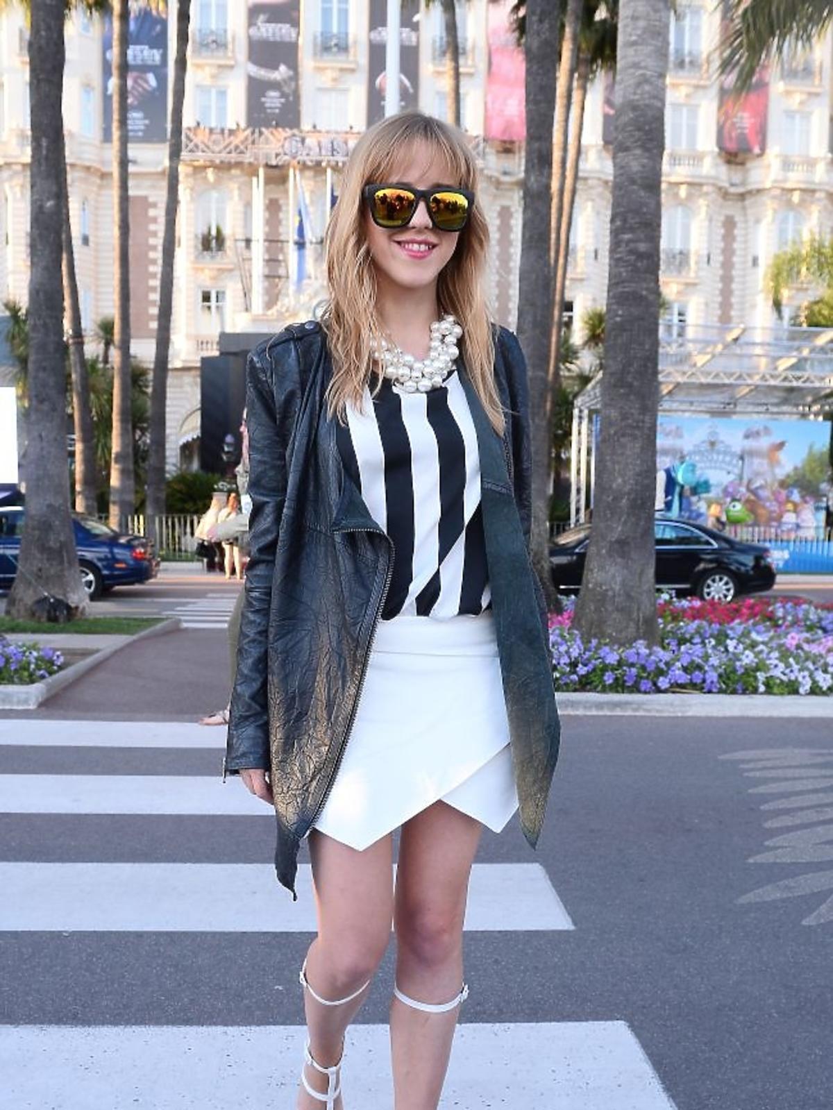 Jessica Mercedes w Cannes
