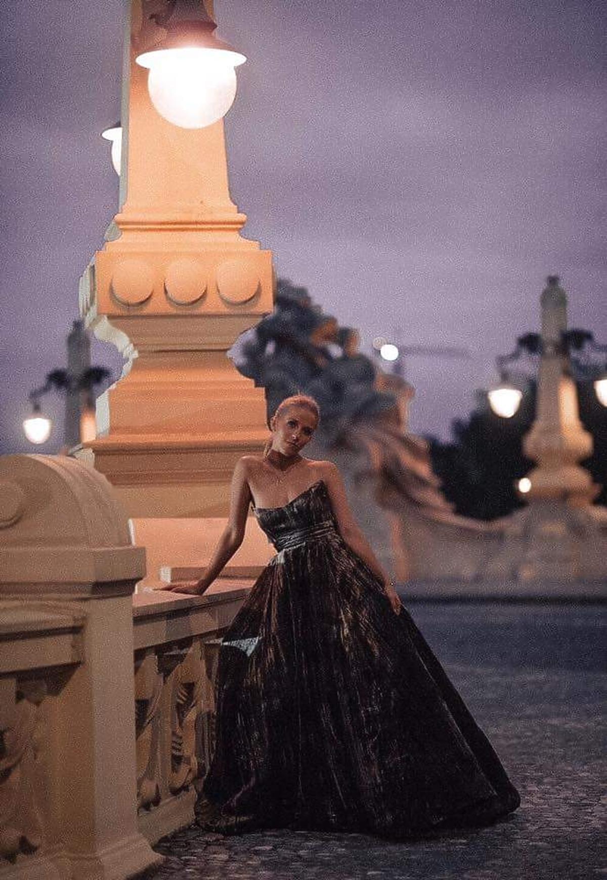 Jessica Mercedes w sukni MMC