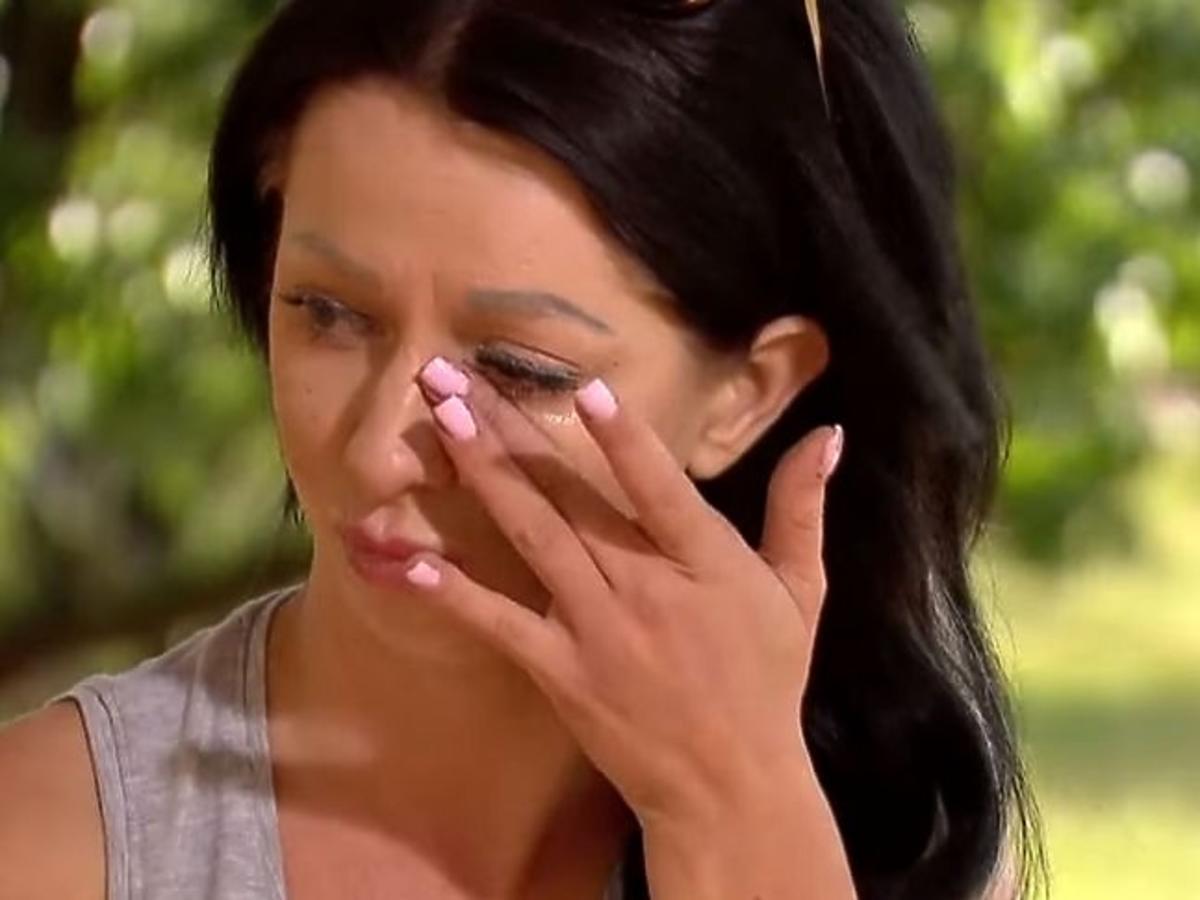 Jessica z Rolnik szuka żony- kandydatka Krzysztofa płacze przed kamerą