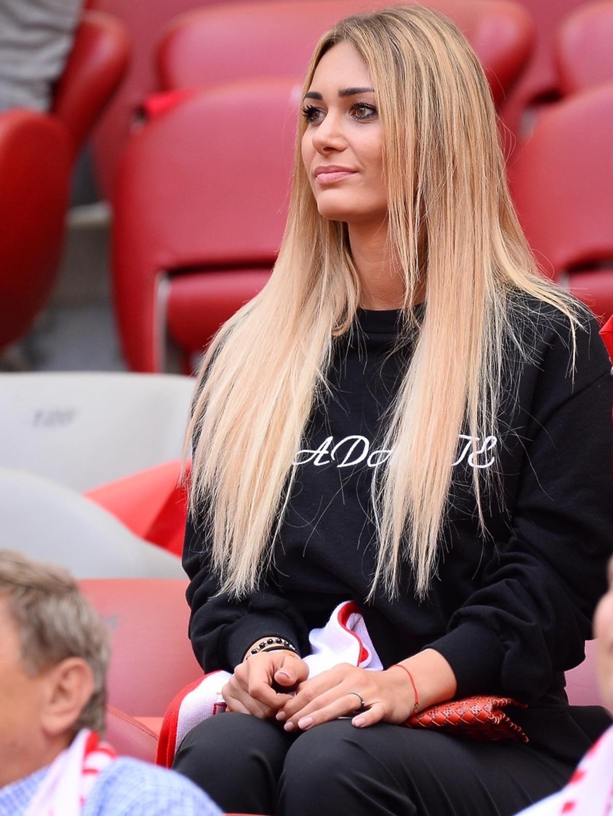 Jessica Ziółek, mecz Polska-Litwa