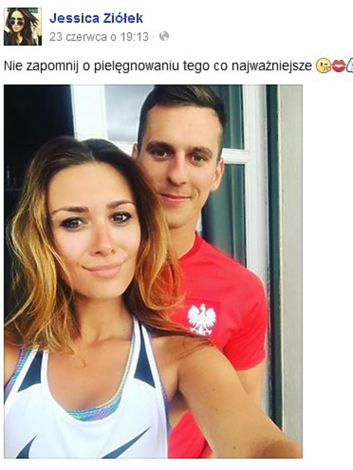 Jessica Ziółek pochwaliła się fotkami z Francji