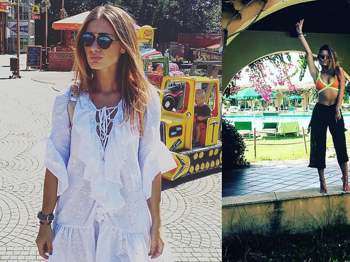 Jessica Ziółek skończyła 21 lat. Co dostała od Arka Milika?