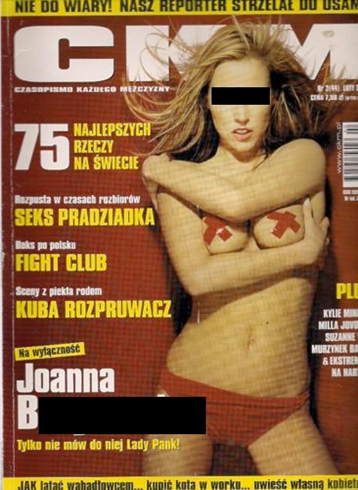 Joanna Borysewicz prowadziła agencję towarzyską