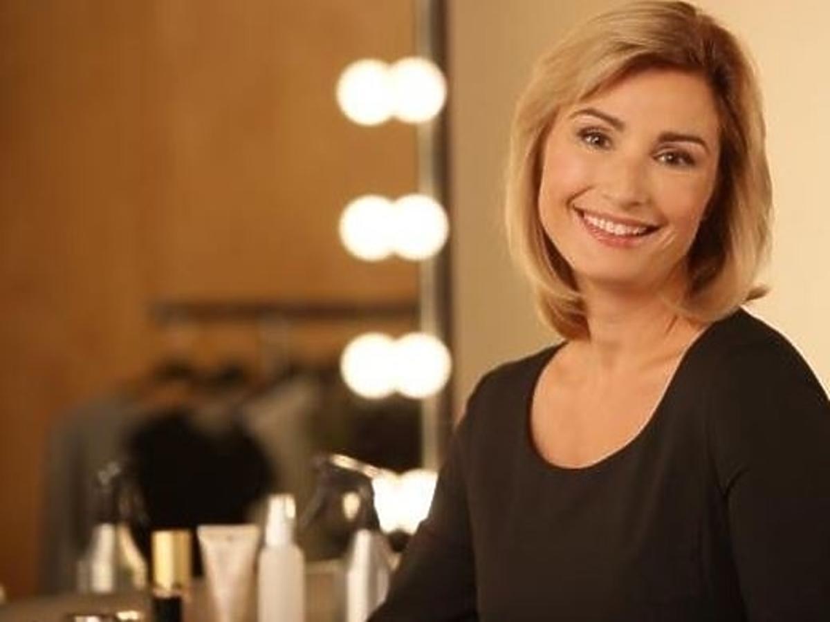 Joanna Brodzik w nowej kampanii Olay