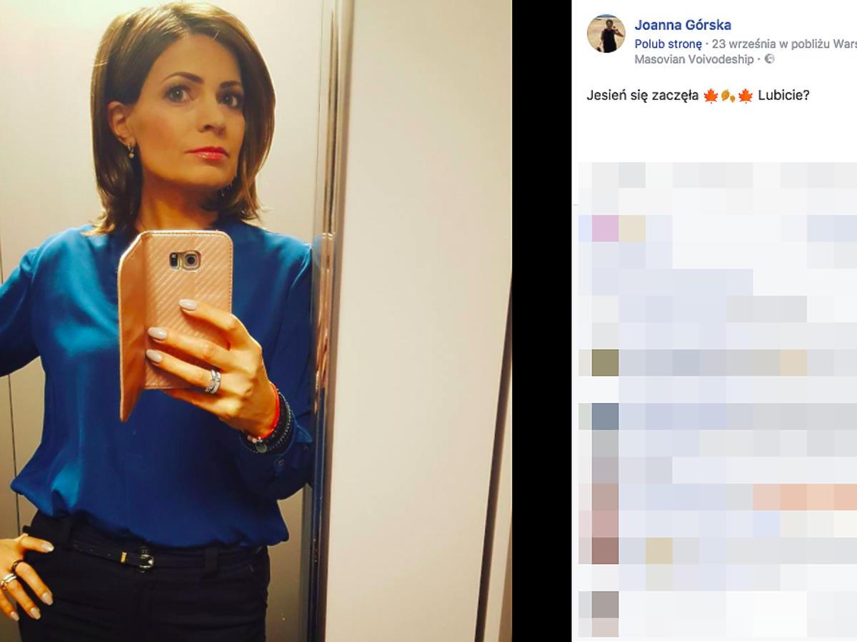 Joanna Górska z Polsat News walczy z rakiem piersi