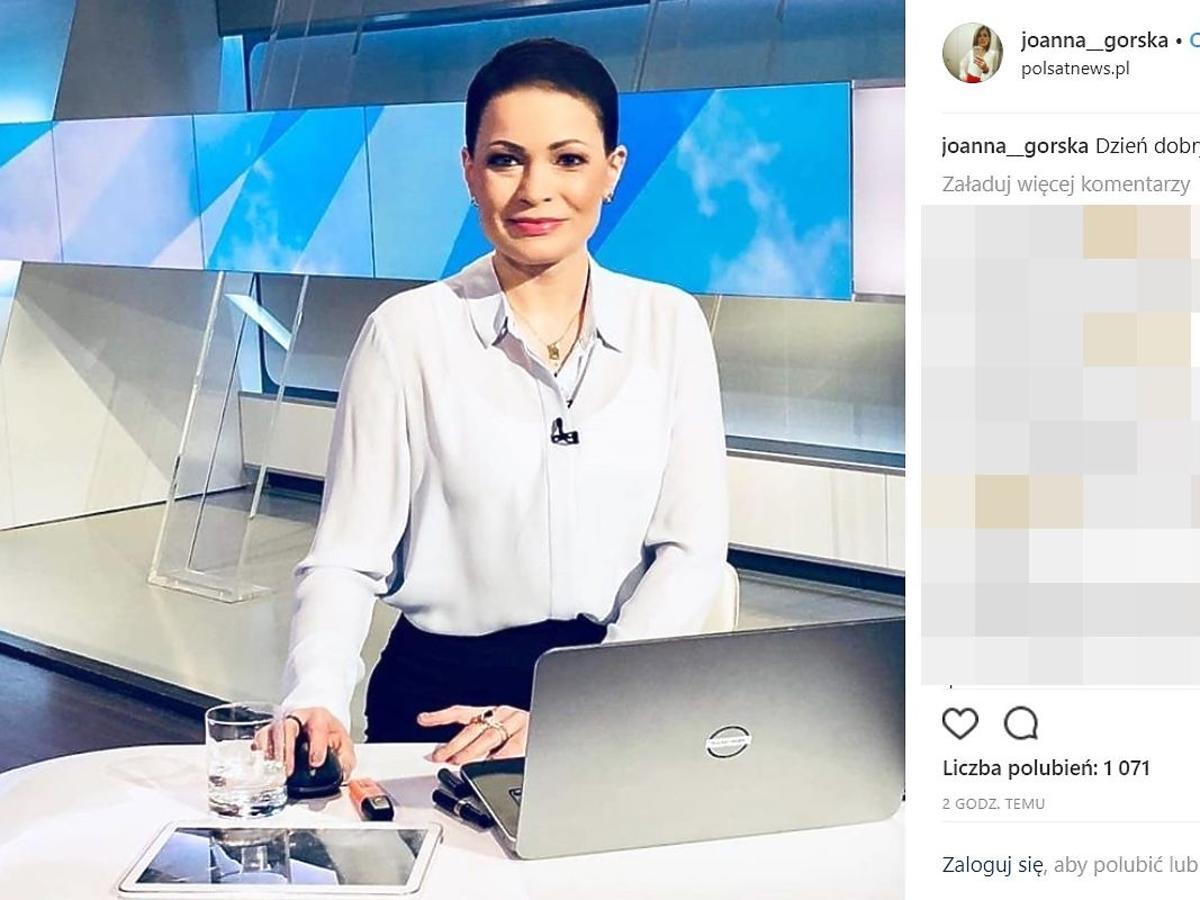 Joanna Góska wróciła do pracy