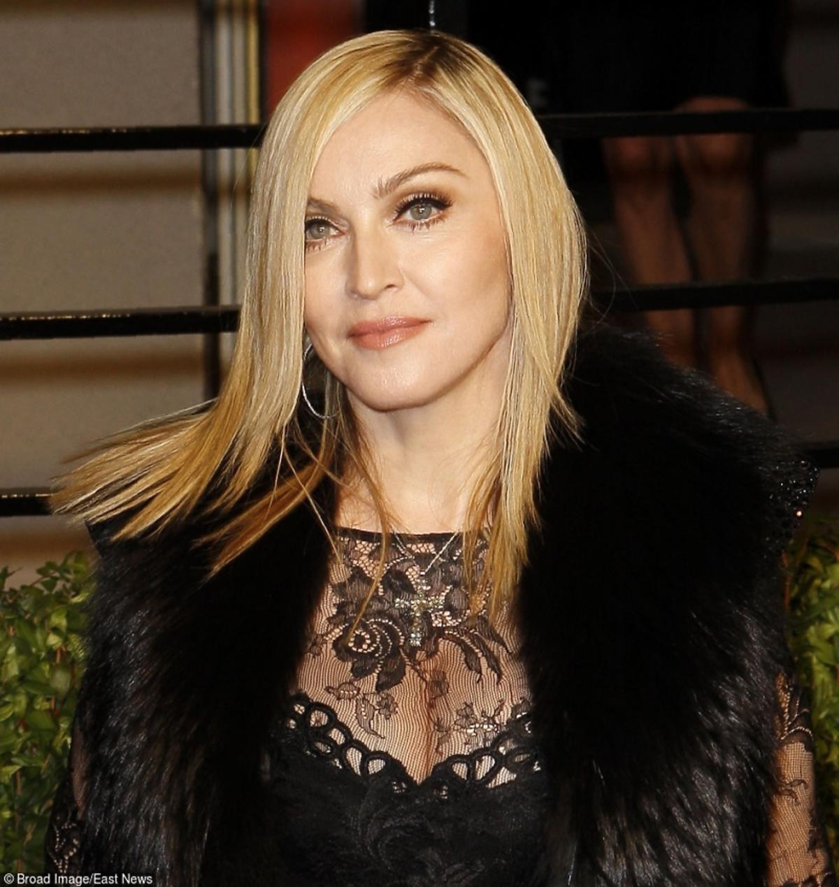 Joanna Horodyńska jak Madonna