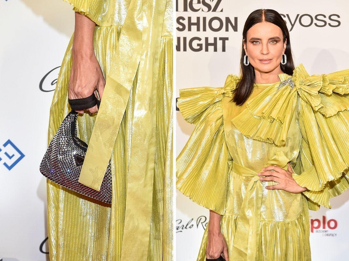 Joanna Horodyńska na Flesz Fashion Night 2021