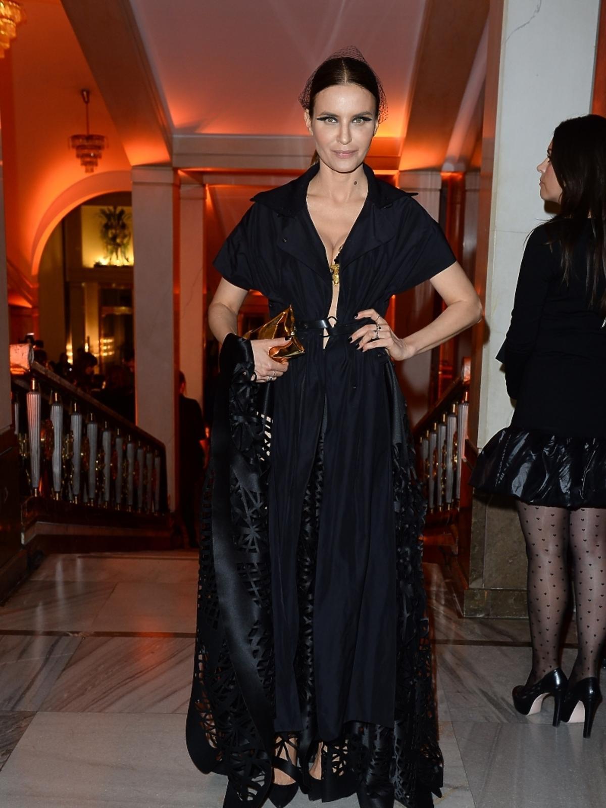 Joanna Horodyńska na imprezie Flesz Fashion Night