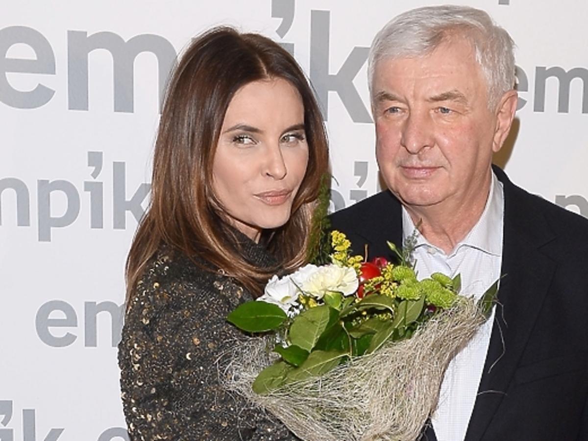 Joanna Horodyńska o chorobie ojca