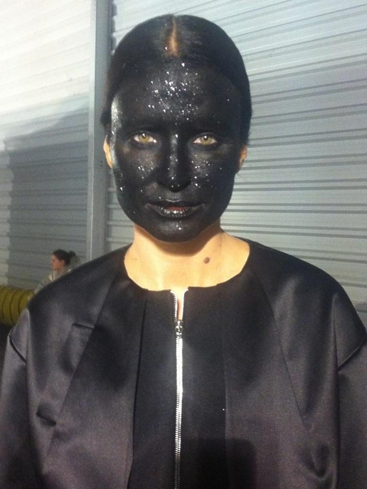 Joanna Horodyńska w Halloween 2012