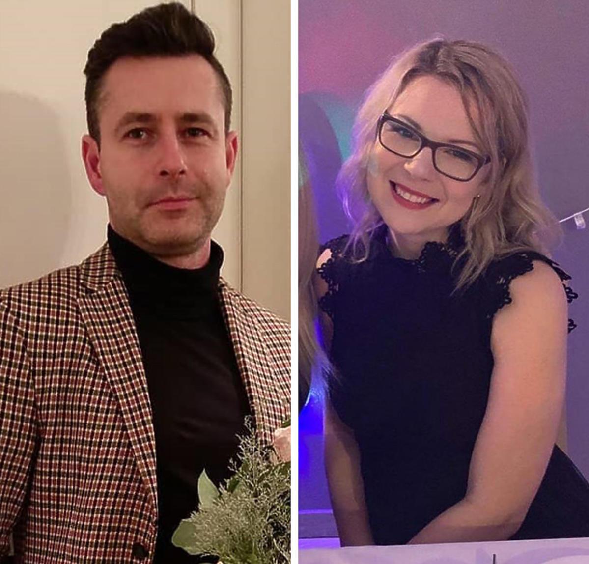 Joanna i Marcin ze
