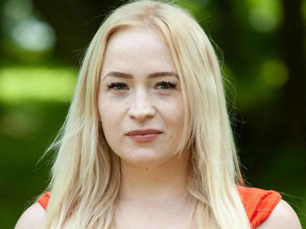 Joanna kandydatka Seweryna z Rolnik szuka żony
