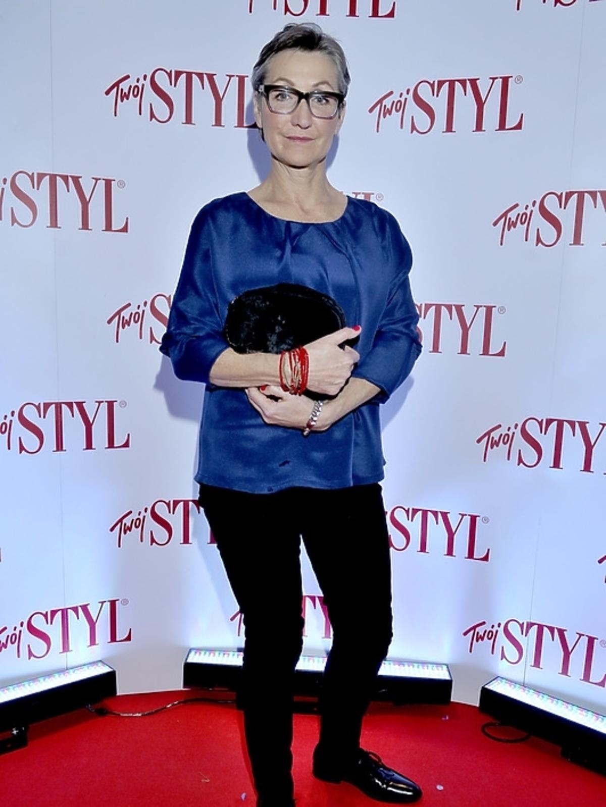 Joanna Klimas na gali Doskonałość Roku Twojego Stylu 2012