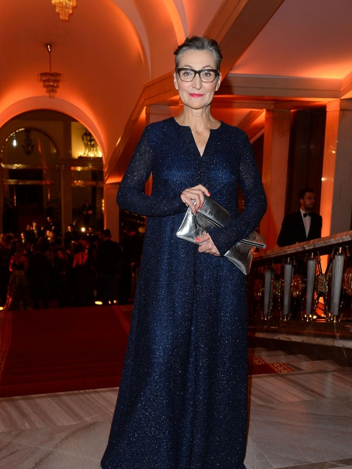 Joanna Klimas na imprezie Flesz Fashion Night