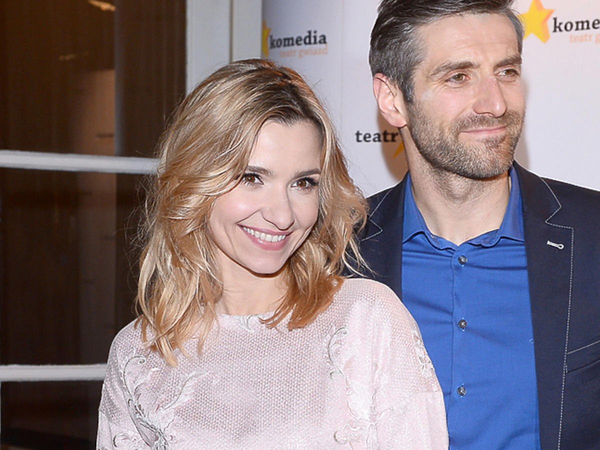 Joanna Koroniewska i Maciej Dowbor czekają na drugie dziecko