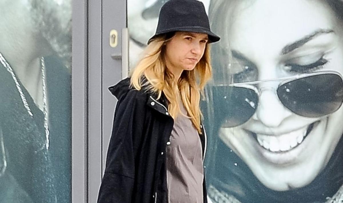 Joanna Koroniewska ma już duży ciążowy brzuszek