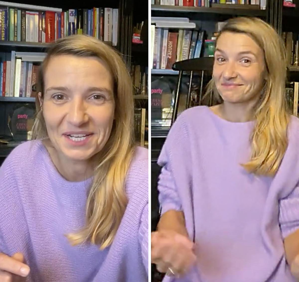 Joanna Koroniewska o powrocie do