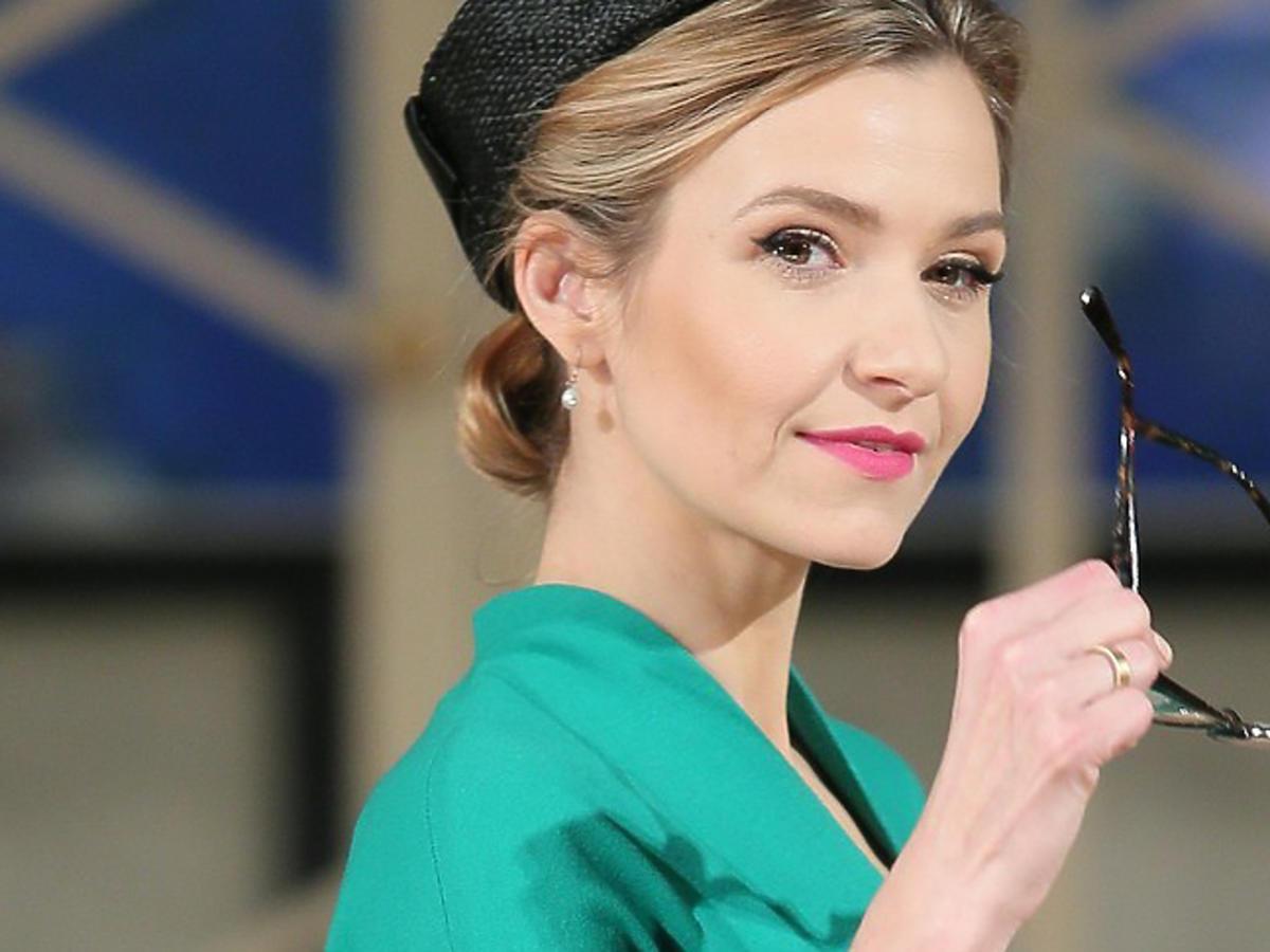 Joanna Koroniewska w serialu Ślad