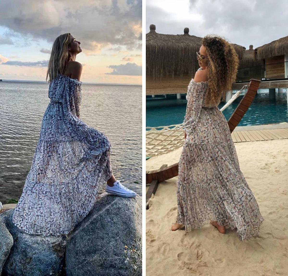 Joanna Koroniewska w sukience Just Unique za 620 zł