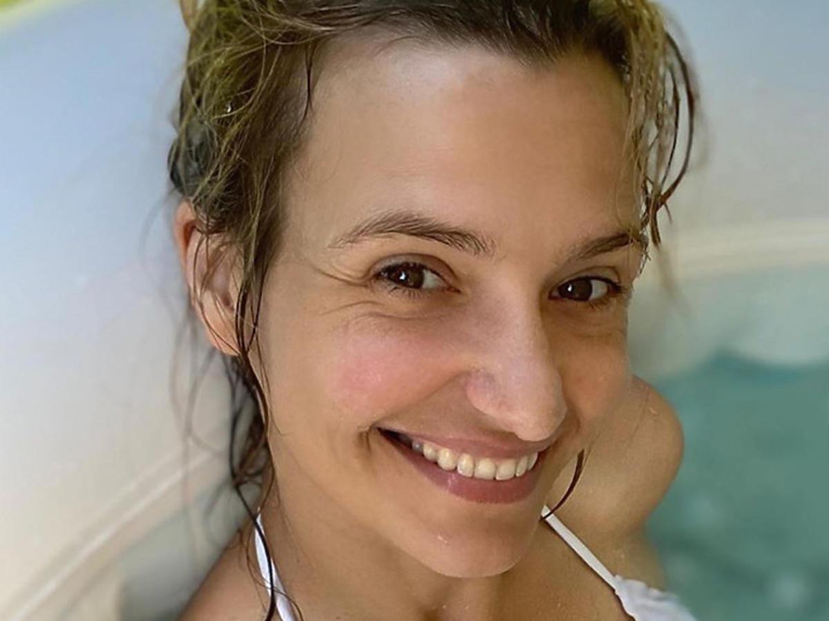 Joanna Koroniewska, zdjęcie w bikini z Instagrama
