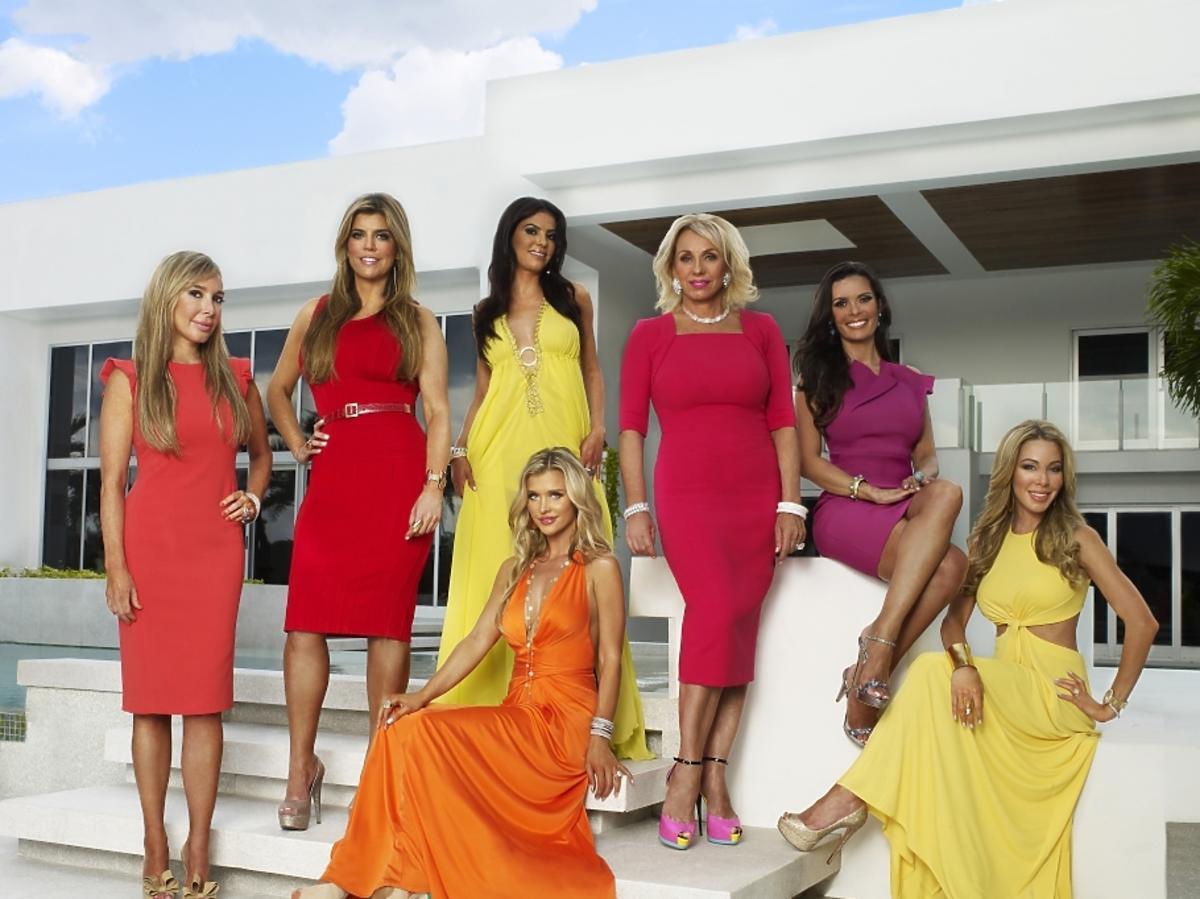 Joanna Krupa i ekipa show Dżoana i jej przyjaciółki z Miami