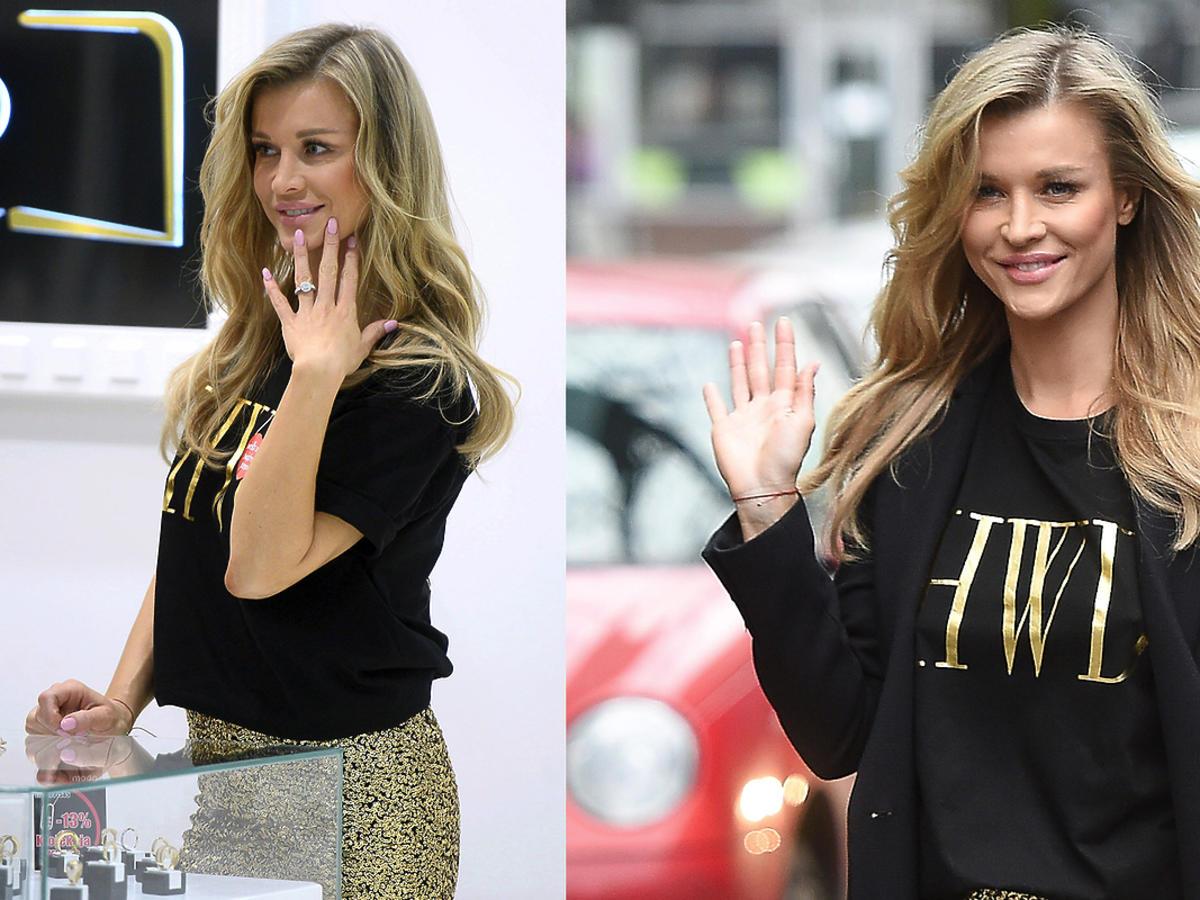 Joanna Krupa ma pierścionek za 2 miliony