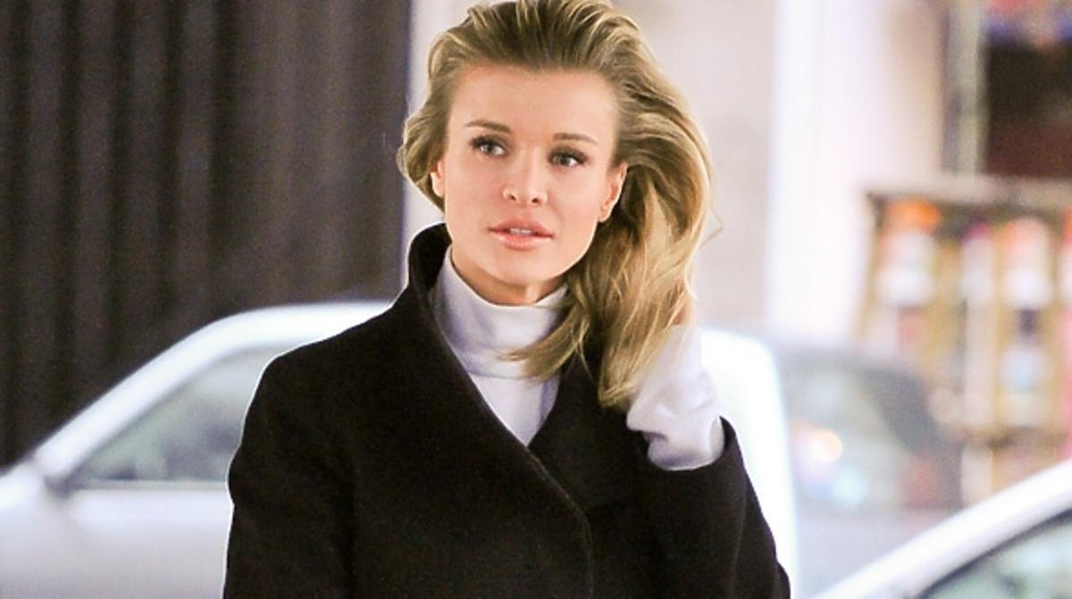Joanna Krupa pochwaliła się świetnym makijażem na Instagramie