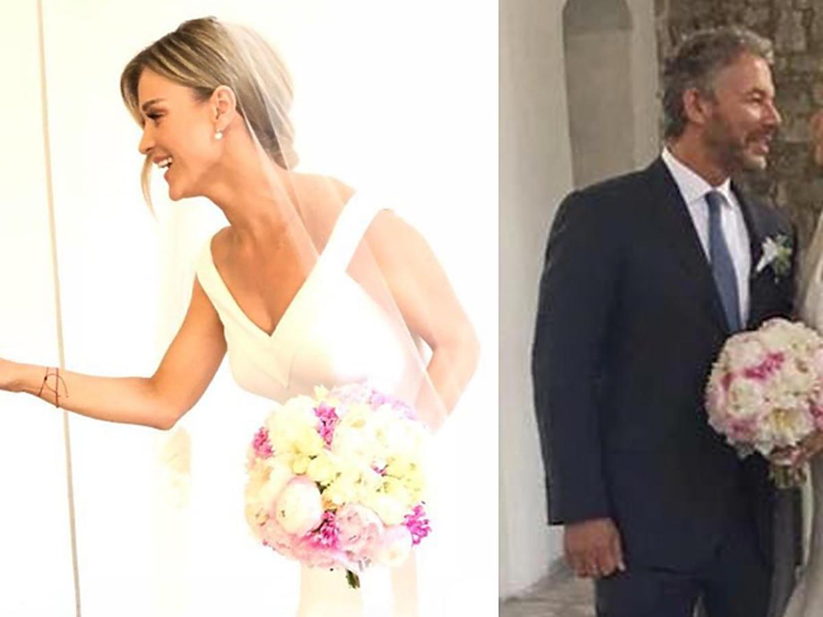 Joanna Krupa suknia ślubna