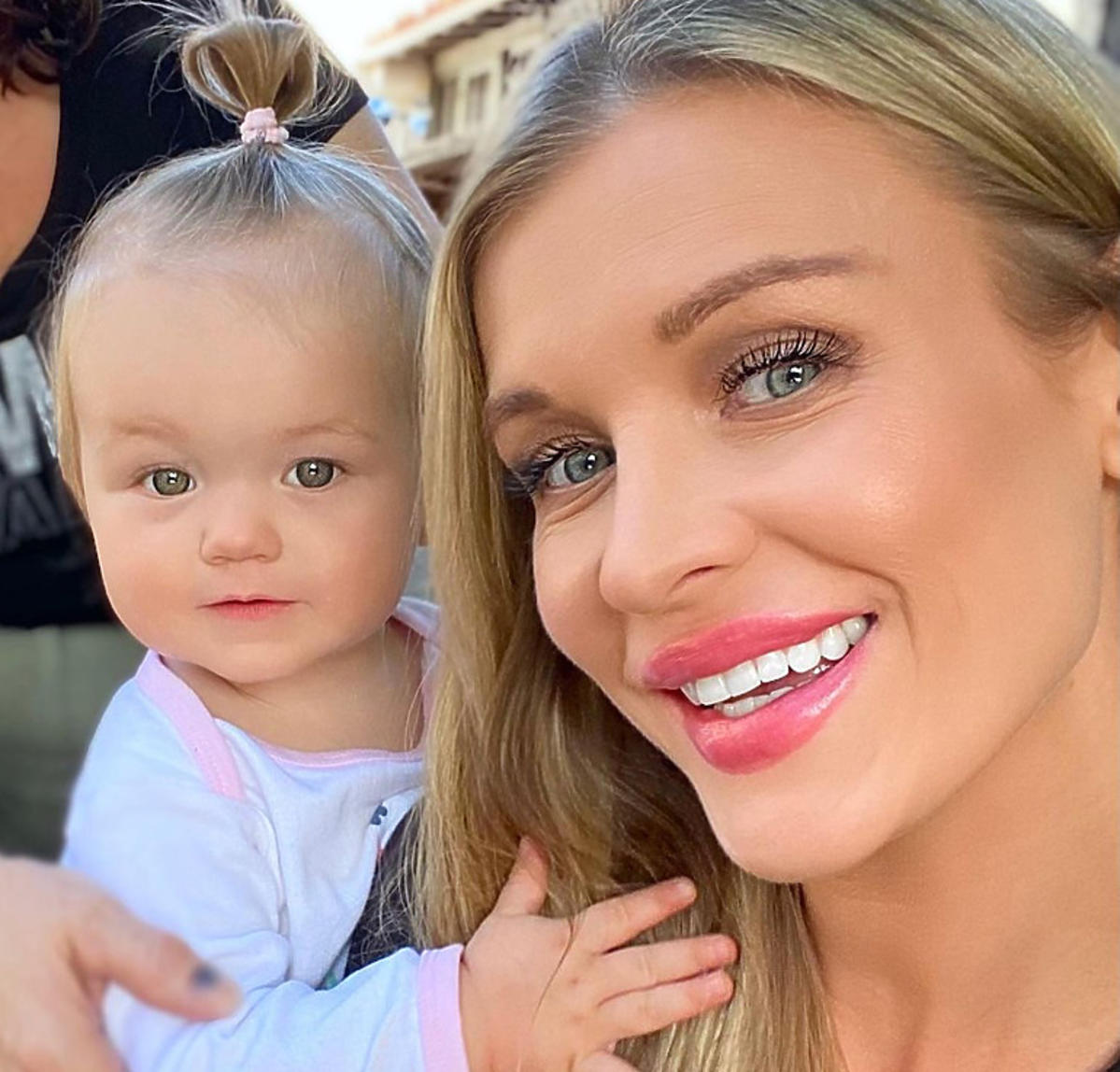 Joanna Krupa tak świętuje pierwsze urodziny córki: