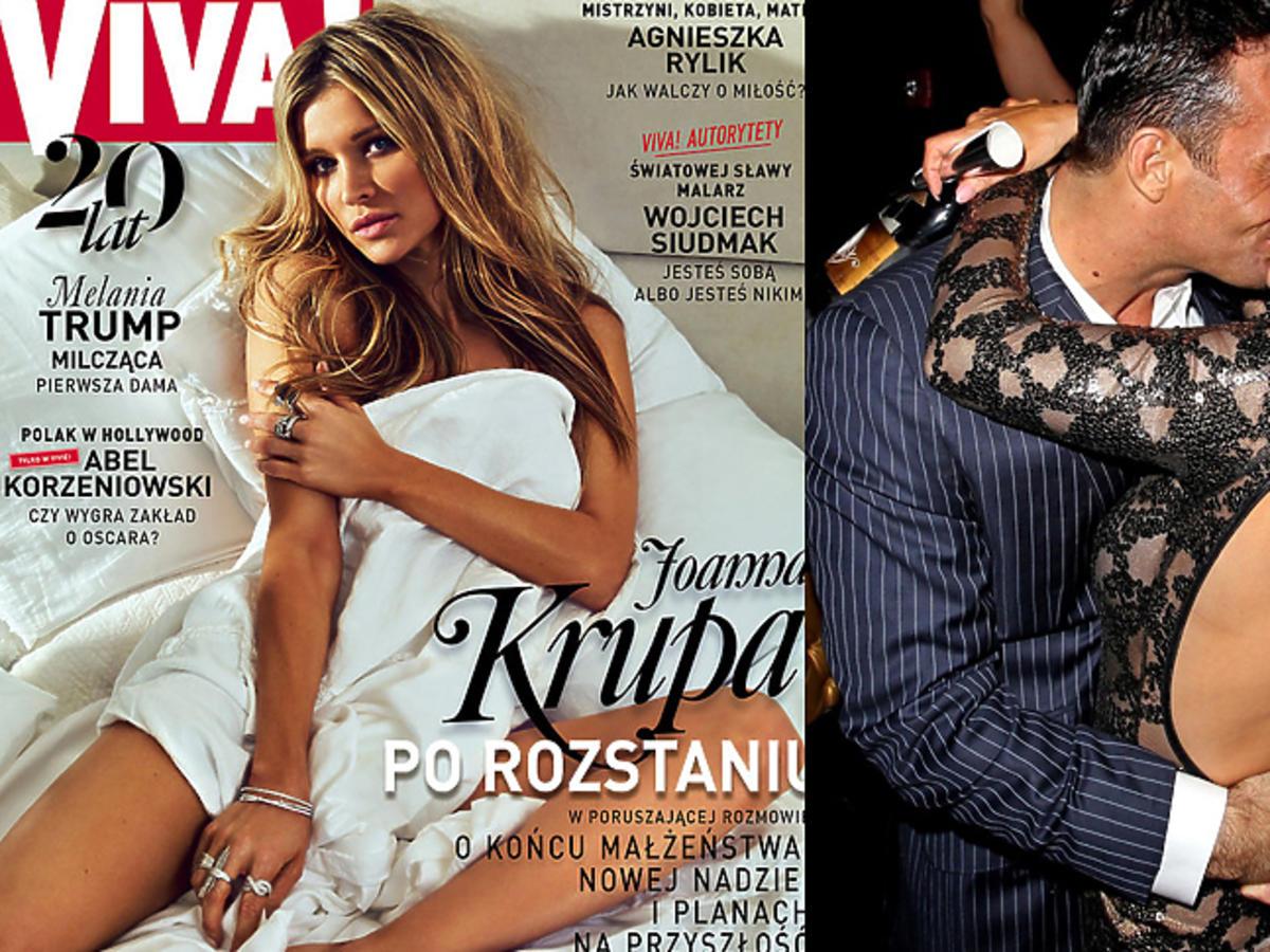 Joanna Krupa wróci do męża?!