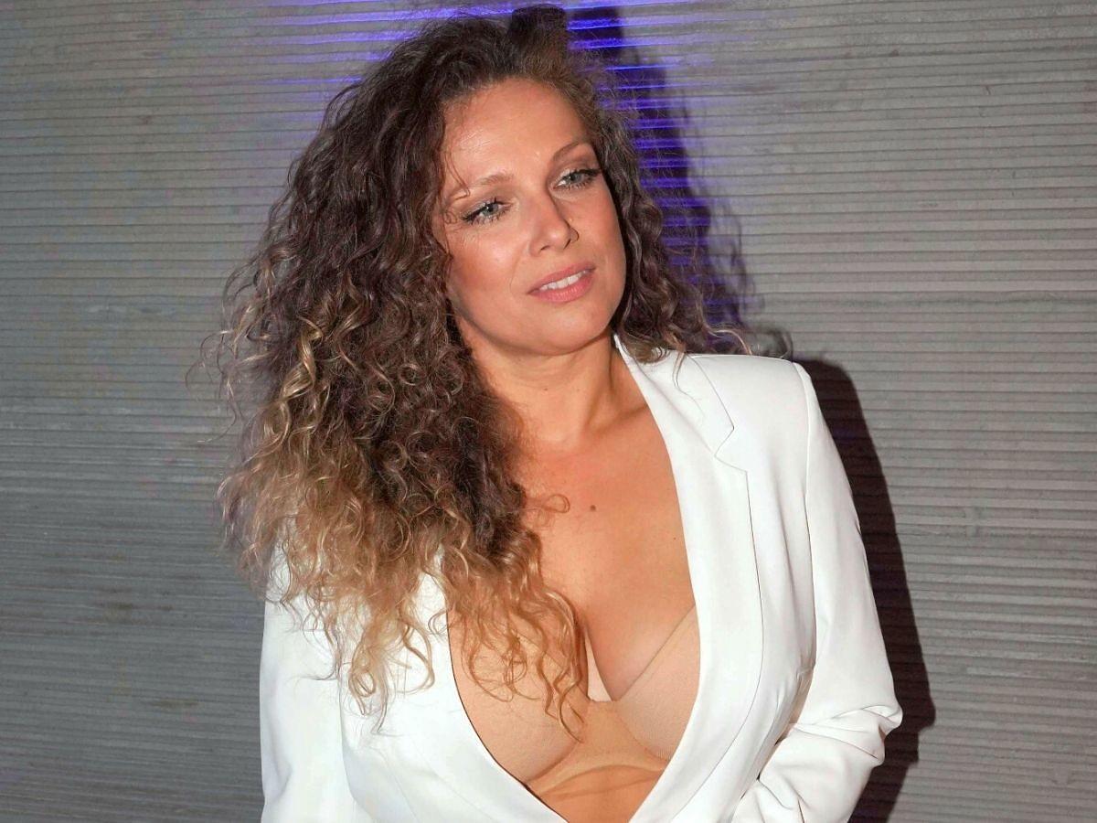 Joanna Liszowska w odważnej stylizacji