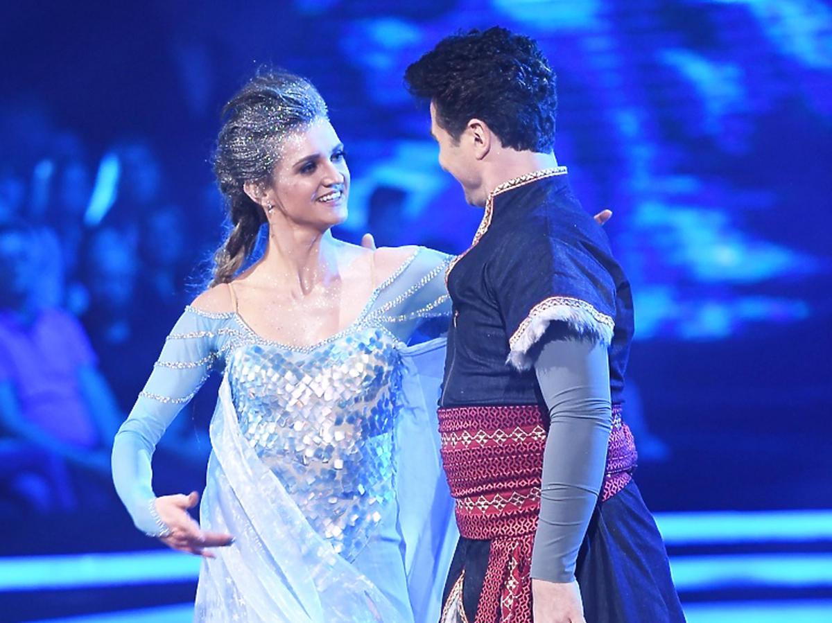 Joanna Mazur i Jan Kliment w 5. odcinku tańca z gwiazdami