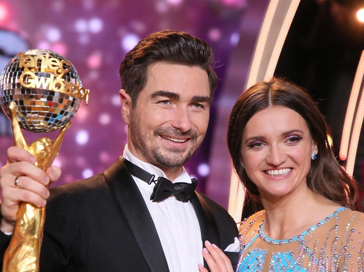 Joanna Mazur i Jan Kliment z Kryształową Kulą w finale Tańca z gwiazdami