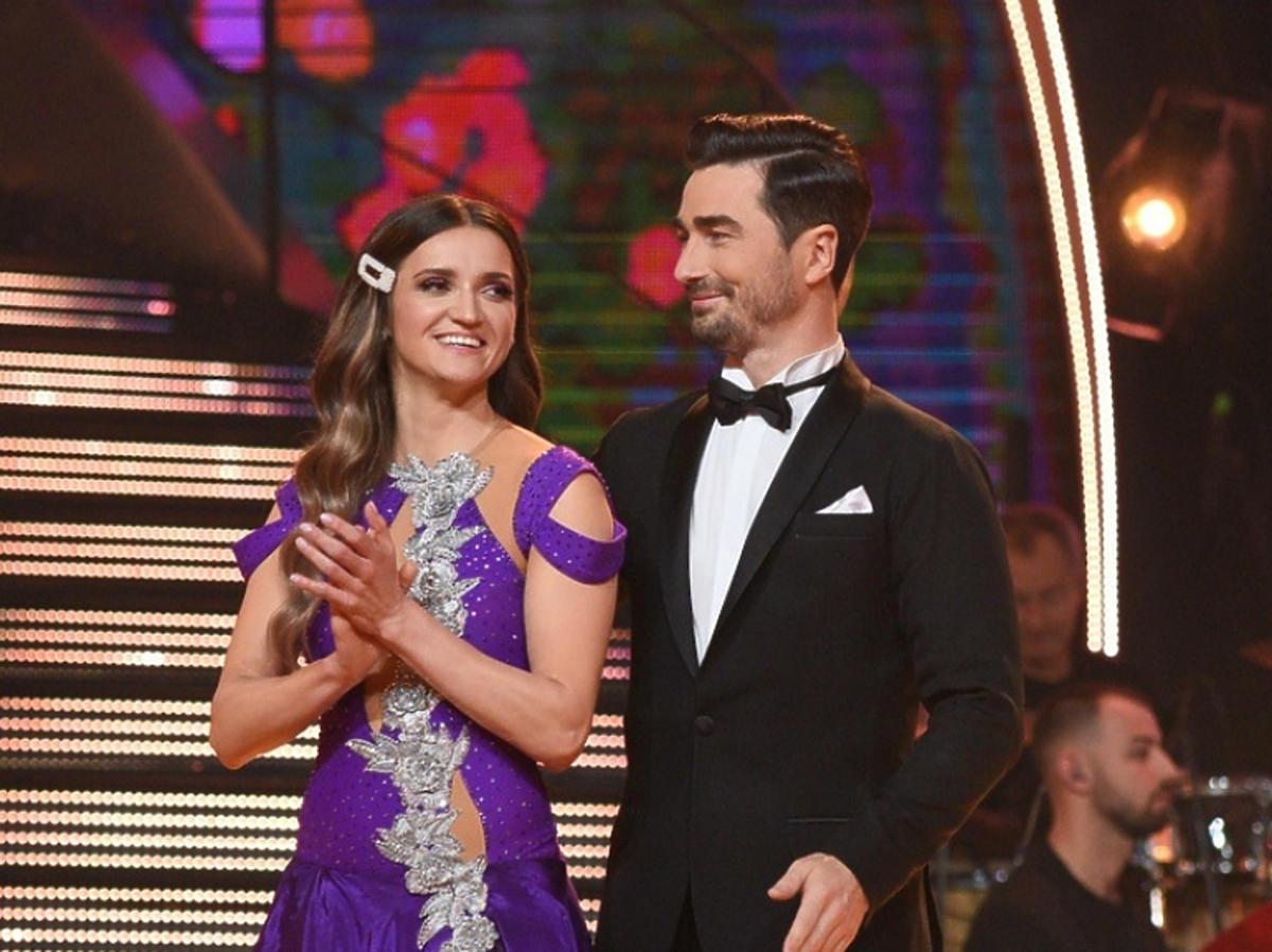 Joanna Mazur w finale Tańca z Gwiazdami