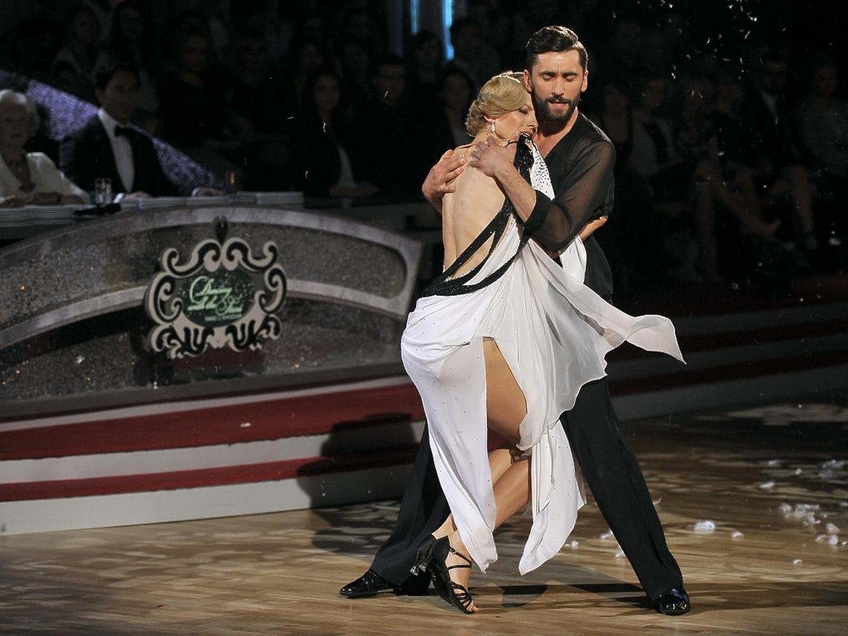 Joanna Moro i Rafał Maserak w ósmym odcinku Tańca z Gwiazdami