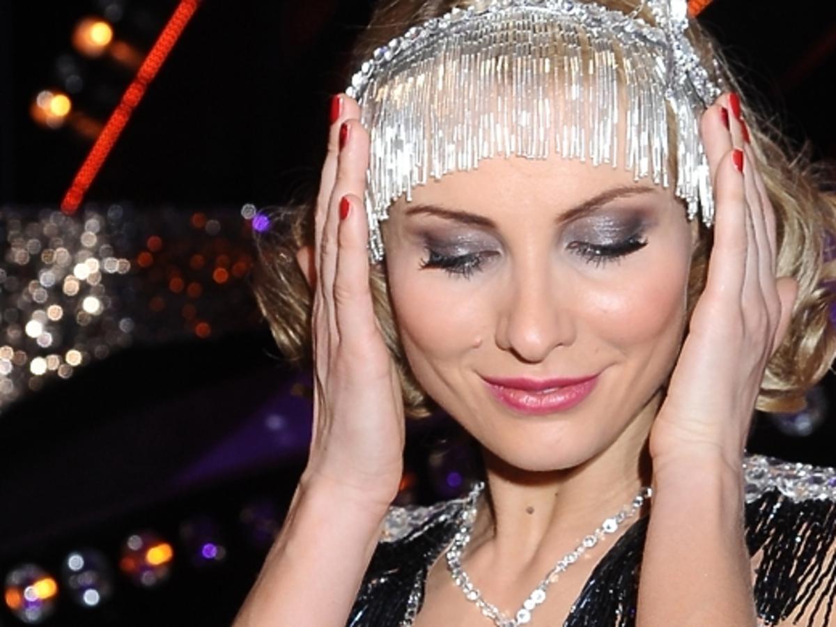 Joanna Moro w szóstym odcinku Tańca z Gwiazdami