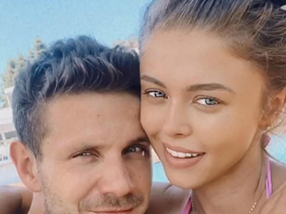 Joanna Opozda i Antoni Królikowski na wakacjach