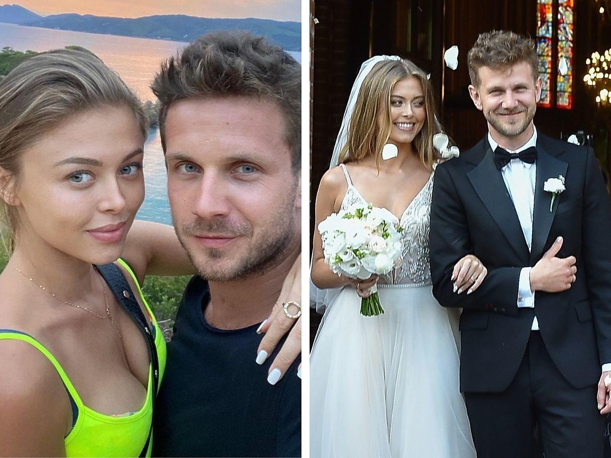 Joanna Opozda i AntoniKrólikowski wybierają się w podróż poślubną?