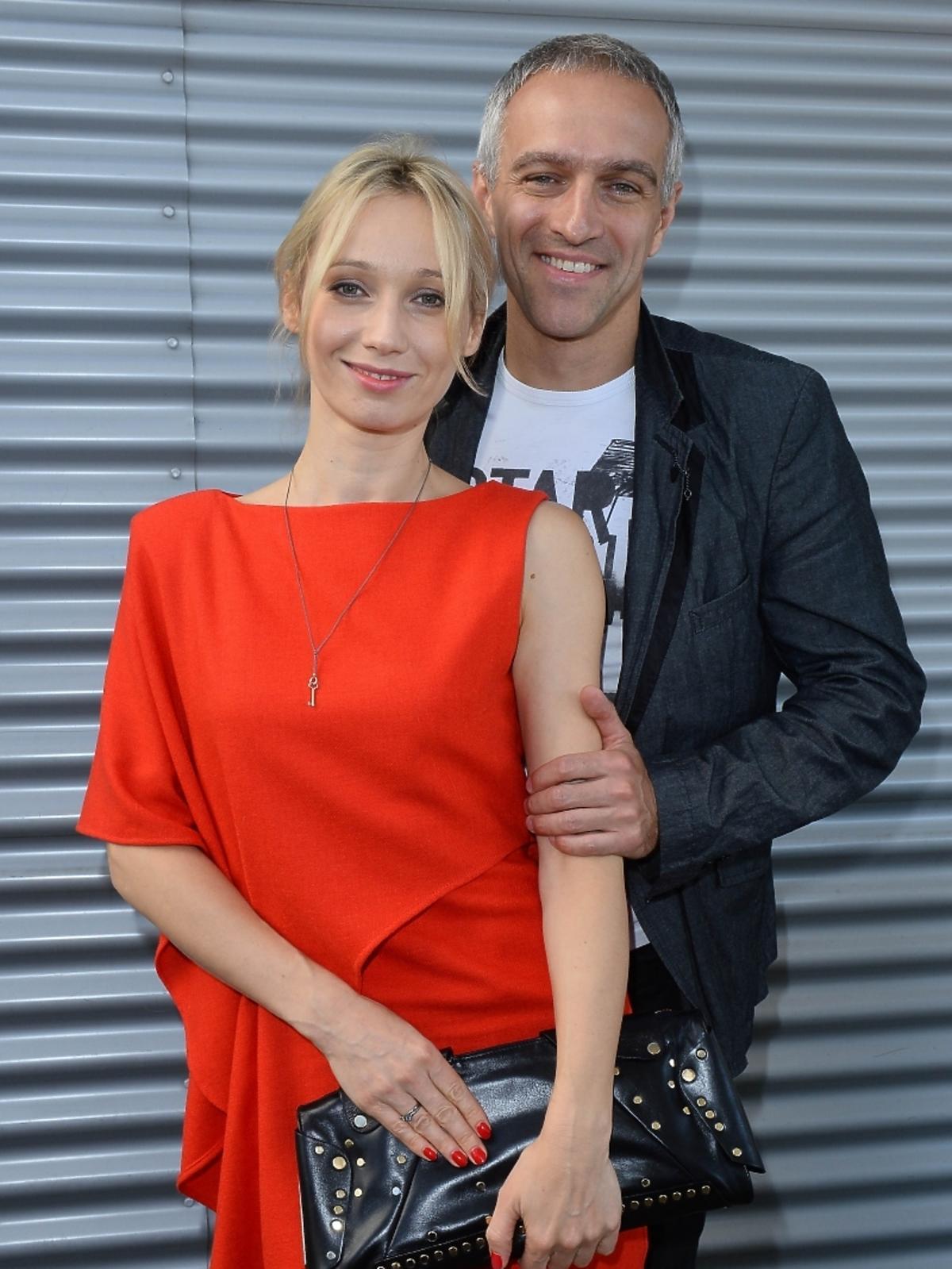 Joanna Orleańska i Paweł Orleański na 39 Festiwalu Filmowym w Gdyni 2014