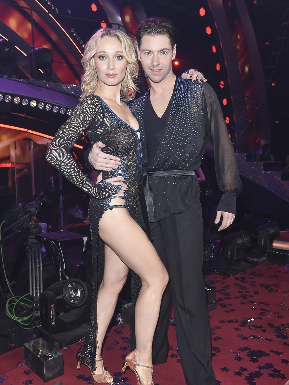 Joanna Orleańska i Przemysław Modrzyński w finale Tańca z Gwiazdami