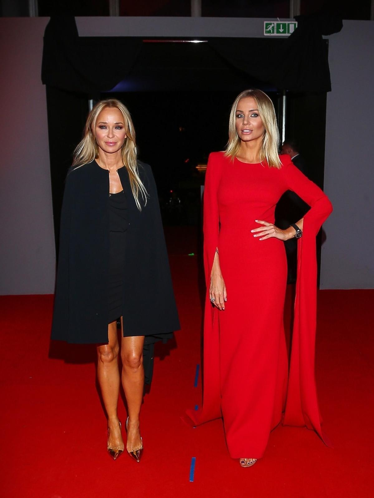 Joanna Przetakiewicz i Agnieszka Woźniak-Starak