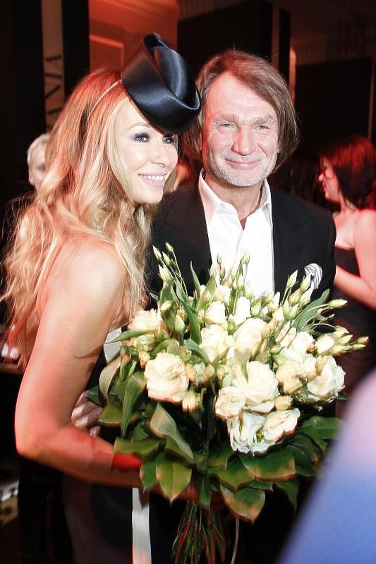 Joanna Przetakiewicz, Jan Kulczyk
