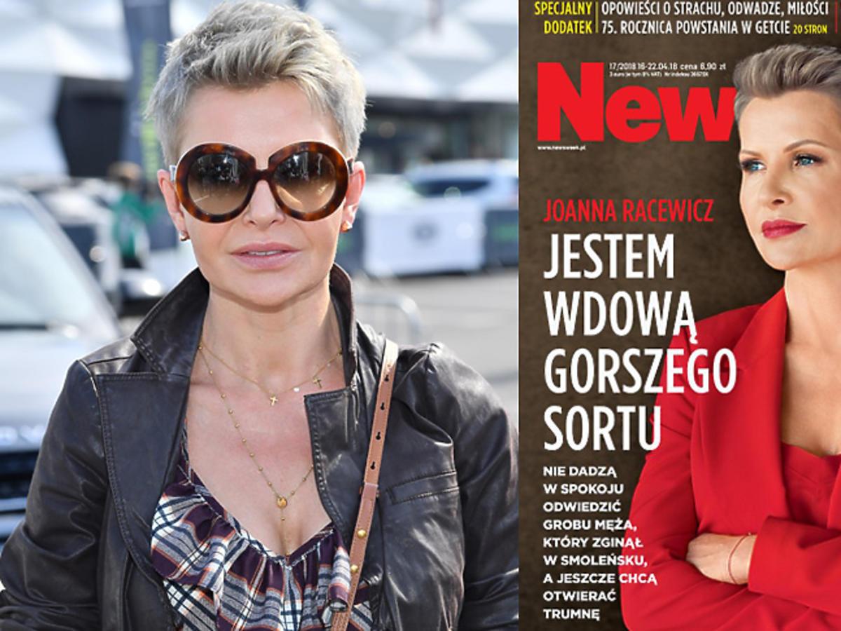Joanna Racewicz w Newsweeku o Smoleńsku i TVP