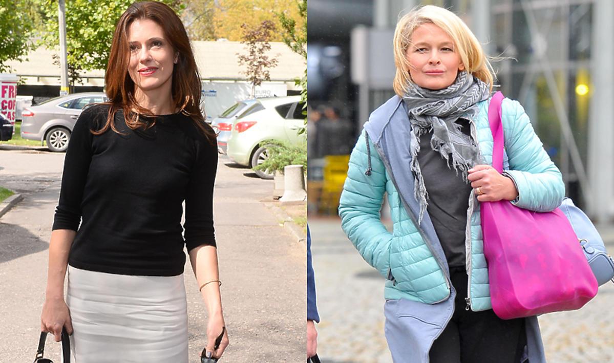 Joanna Sydor i Dominika Ostałowska mają konflikt?
