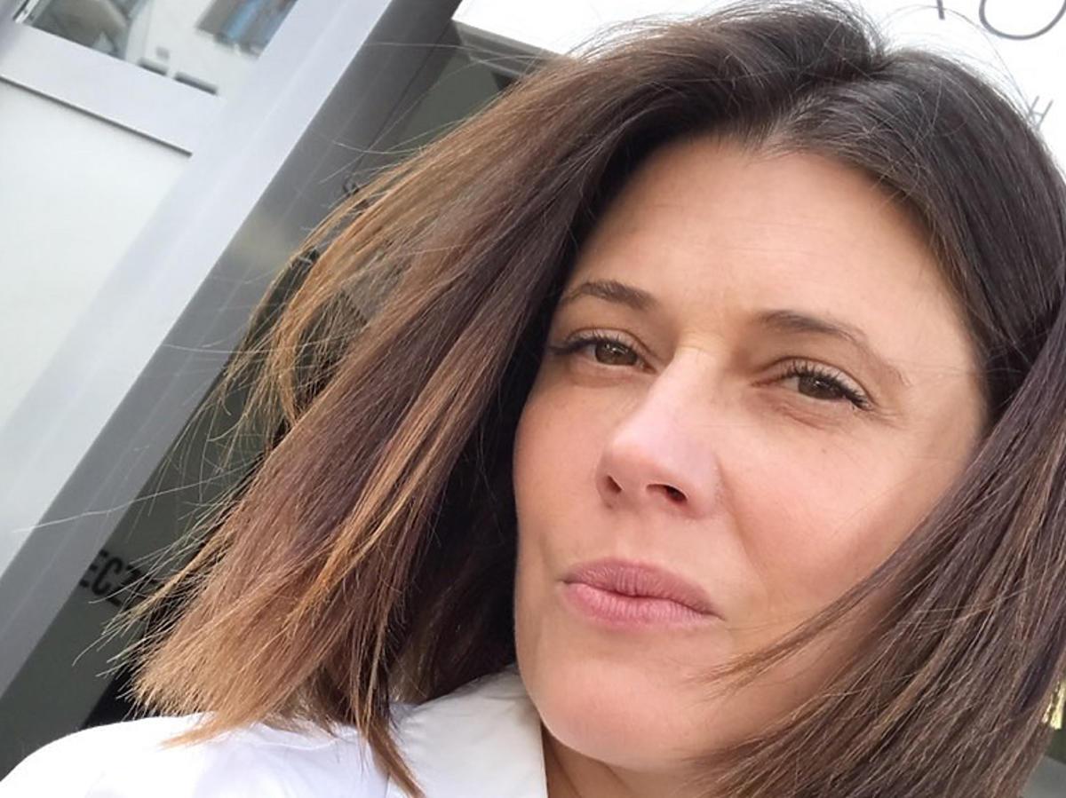 Joanna Sydor ścięła włosy